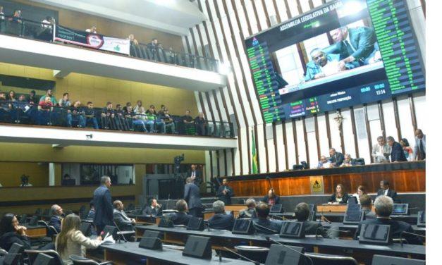 Bancada de Rui Costa na ALBA veta aumento do servidor público