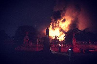 Nota da diretoria do ANDES-SN sobre o incêndio do Museu Nacional (RJ)