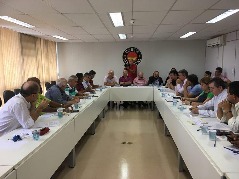 Nota das Centrais sobre proposta de Temer para a Previdência: se botar pra votar, o Brasil vai parar!