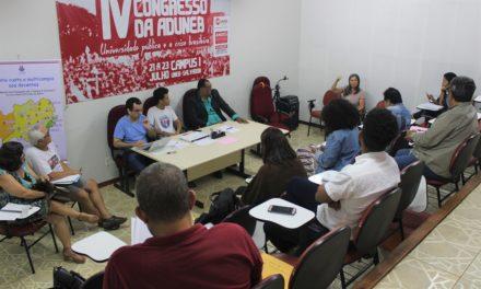 FÓRUM DAS 12 APONTA INICIATIVAS CONJUNTAS DE RESISTÊNCIA NAS UNIVERSIDADES ESTADUAIS