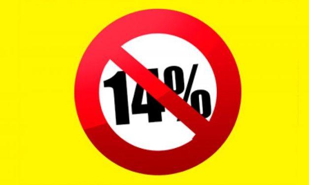 Professores dizem não ao aumento da contribuição previdenciária dos servidores baianos