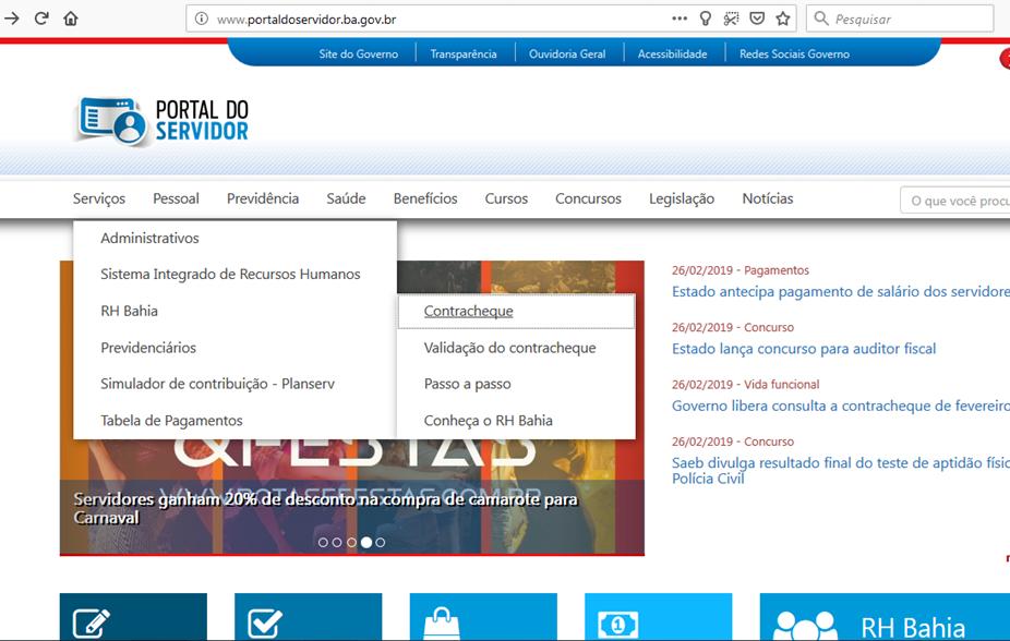 Contracheques emitidos com erro pelo RH Bahia geram prejuízo para docentes. Confira o seu!
