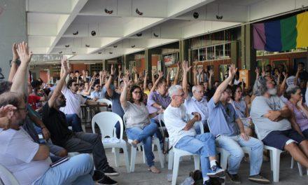 Docentes da UESC aprovam continuidade da greve e contraproposta para forçar o governo à negociar a pauta