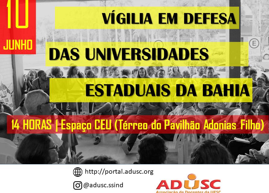 COMANDO DE GREVE DIVULGA CALENDÁRIO DE LUTAS