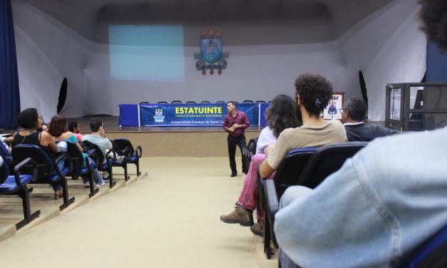 TEM INÍCIO O PROCESSO DE INSTALAÇÃO DE UNIDADES ESTATUINTES NA UESC