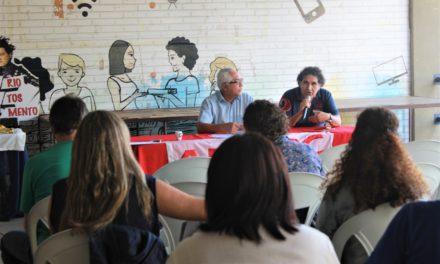 Docentes da UESC reivindicam implementação da DE e aderem à Greve Nacional em defesa da educação e contra a reforma da previdência