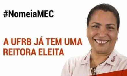 ANDES-SN REAFIRMA SEU POSICIONAMENTO E EXIGE NOMEAÇÃO DE REITORA DA UFRB