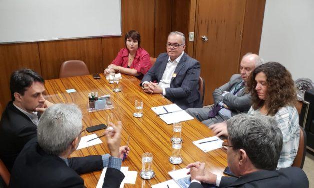 ANDES-SN participa de reunião com GT da Câmara dos Deputados responsável por avaliar e acompanhar o sistema universitário brasileiro