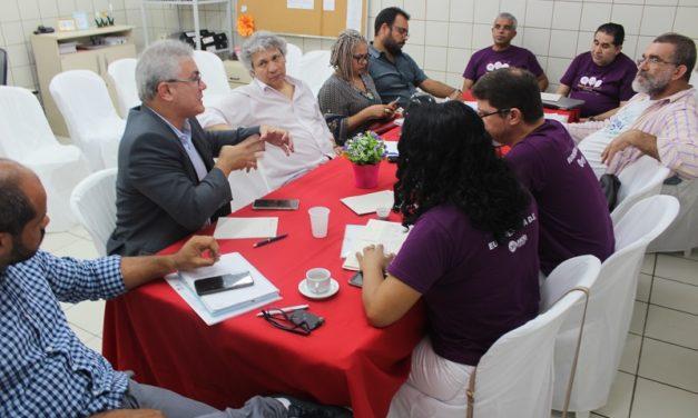 Movimento docente defende o Estatuto do Magistério Superior em Mesa de Negociação