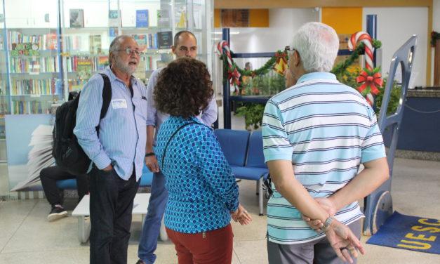 PROFESSORES MARCAM PRESENÇA SIGNIFICATIVA NAS ELEIÇÕES PARA REITOR da UESC