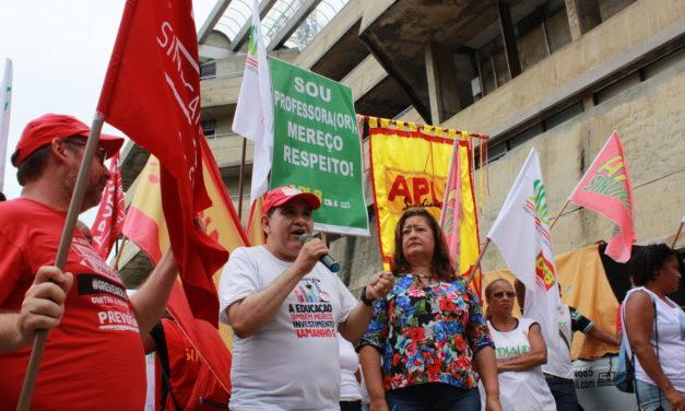 Nota das Associações Docentes da Bahia exige retirada total da PEC 159 de Rui Costa