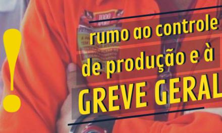 NOTA EM APOIO À GREVE DOS PETROLEIROS E CALENDÁRIO DE LUTAS