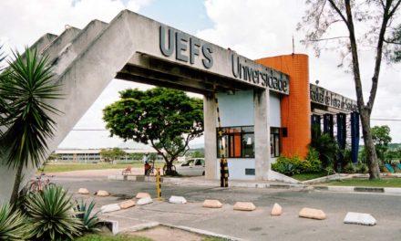 UEFS suspende calendário 2020.1