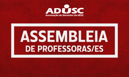 Adusc convoca assembleias para segunda-feira (16)