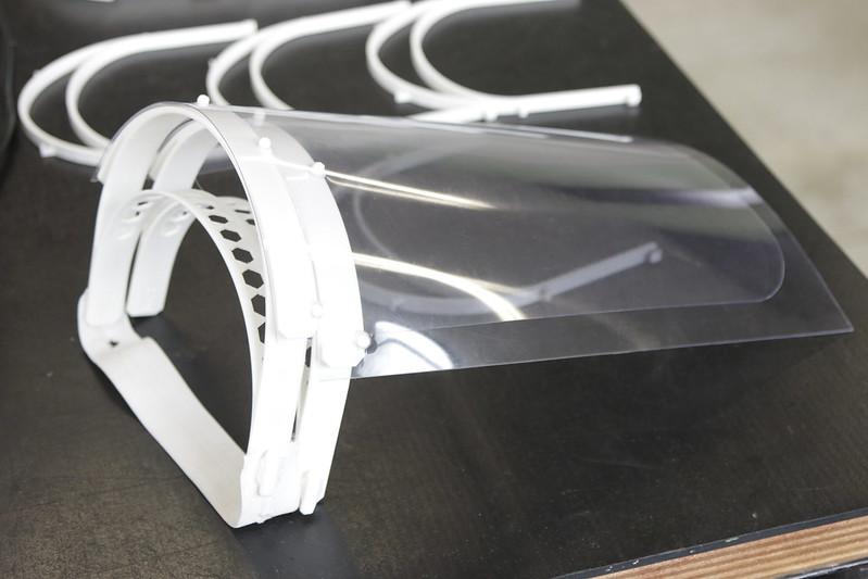 UESC e CEPEDI realizam impressão 3D de protetor facial