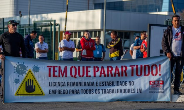 Centrais sindicais se reúnem para definir ações de combate ao coronavírus