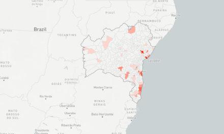 UESC monitora propagação do coronavírus na Bahia