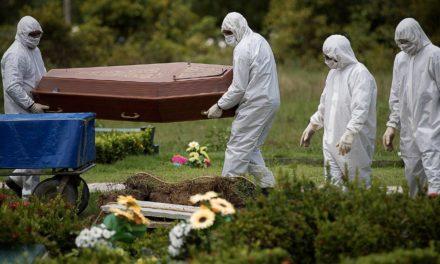 Bolsonaro ironiza mortes por covid-19