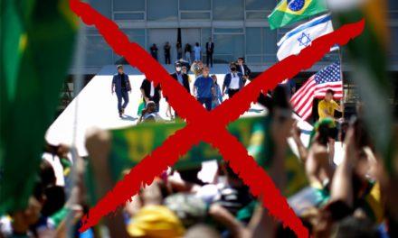 Crise no governo leva Bolsonaro ao desespero