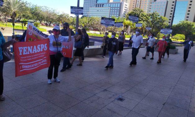 Veja como foi o Dia de Luta dos Servidores Públicos pelo Brasil