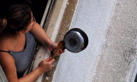 Nesta segunda-feira (18), panelaço denunciará violência doméstica contra mulheres em período de confinamento