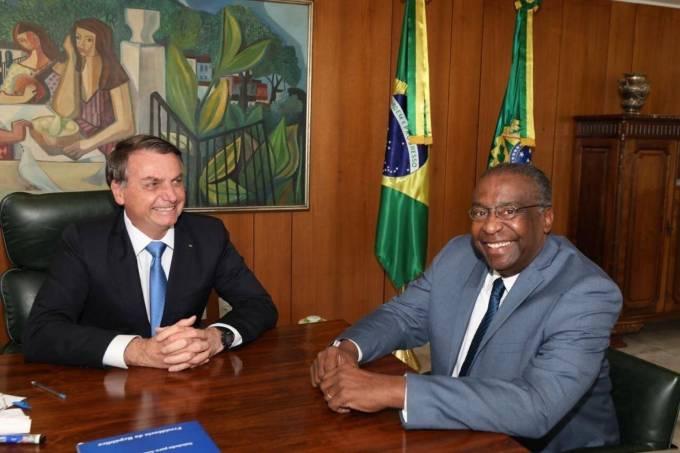 Bolsonaro indica ex-presidente do FNDE para o cargo de Ministro da Educação