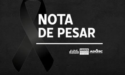 Nota de pesar: Valda Félix Rangel