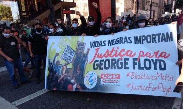 Mais de 140 cidades dos EUA realizam atos por George Floyd; no Brasil, protestos apoiam movimento