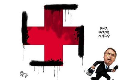Bolsonaro comete atentado à vida e ato de violência ao incitar invasões em hospitais