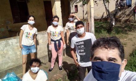 Campanha Educação Solidária chega à zona rural de Itabuna