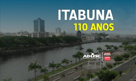 Parabéns, Itabuna!