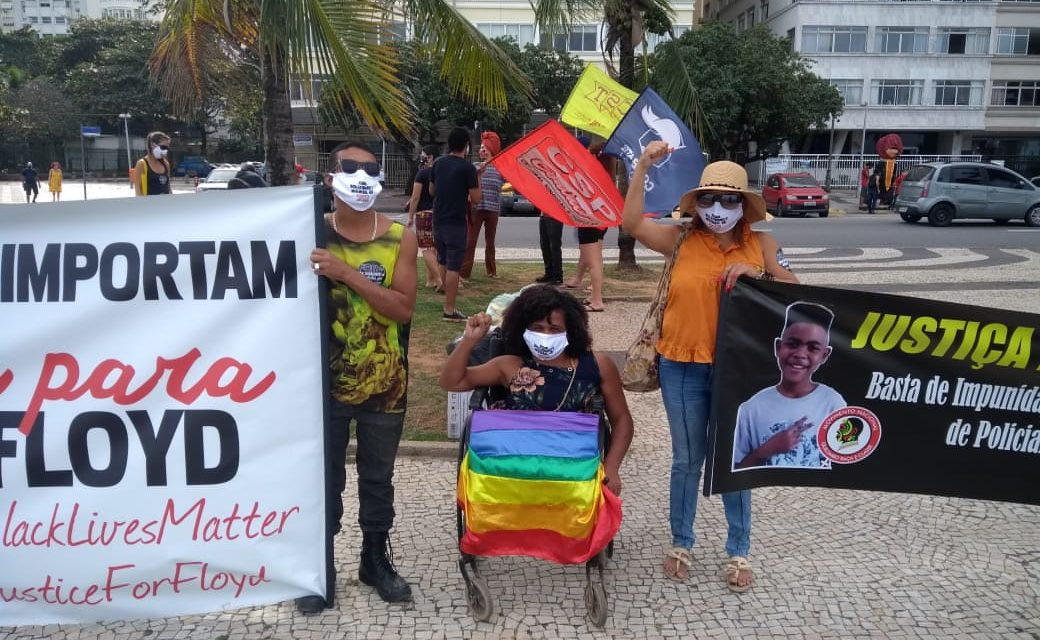 Jornada Nacional de lutas pelo #ForaBolsonaro é marcada por atos e ações pelo país
