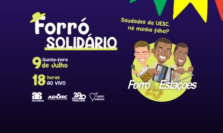 Live do Forró Solidário