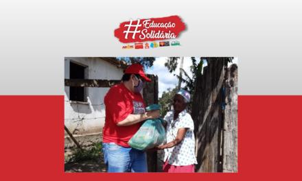 ADUSC participa de entrega de doações na zona rural de Itabuna