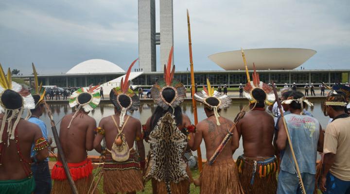 STF julgará Marco Temporal e pode limitar direito à demarcação de terras de povos indígenas. É preciso lutar!