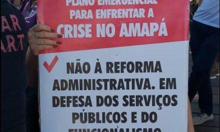 Delegação da CSP-Conlutas e entidades vão ao Amapá debater propostas para enfrentar a crise