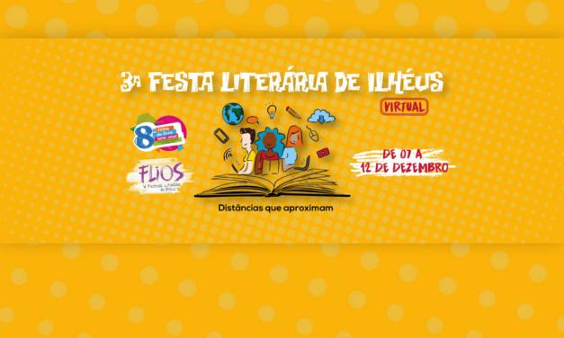 Começa a 3ª Festa Literária de Ilhéus