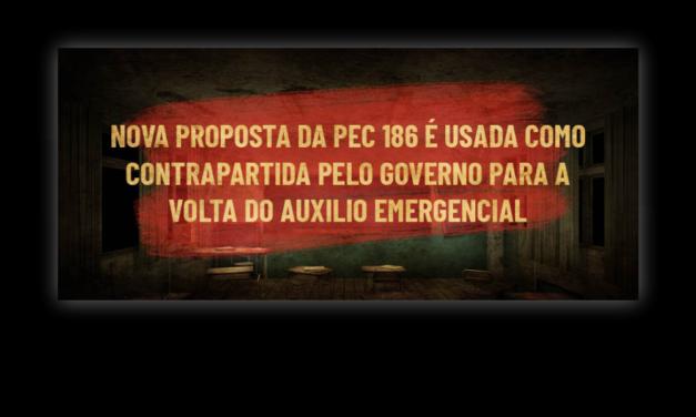 PEC Emergencial acaba com piso para Saúde e Educação e ataca servidores públicos