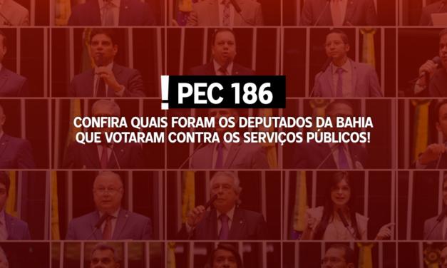 Câmara aprova PEC Emergencial com previsão de congelamento salarial e outros ataques ao serviço público