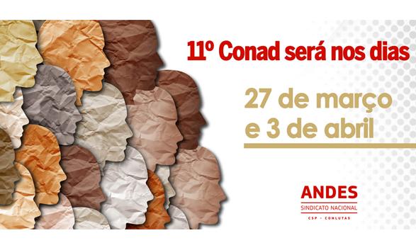 ANDES-SN divulga Caderno de Textos do 11º Conad Extraordinário