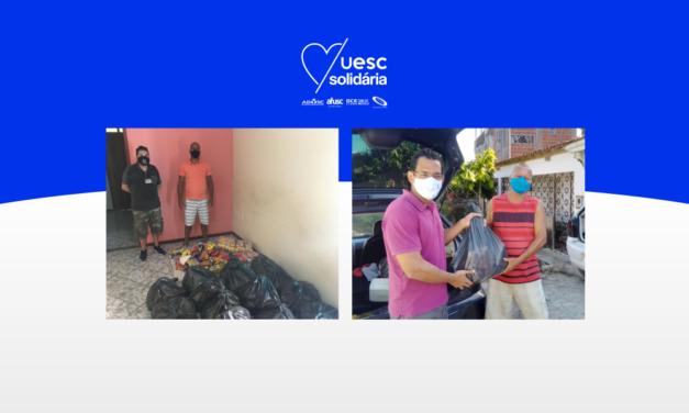 Doações da Vacinação Solidária beneficiam 22 famílias