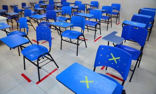 Governo da Bahia atualiza decreto sobre retorno das aulas presenciais