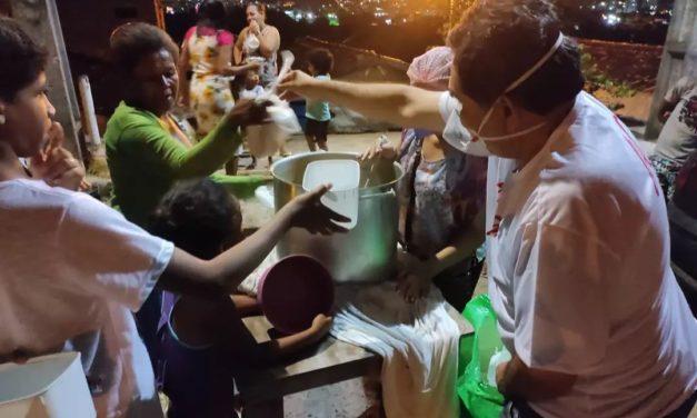 ADUSC participa do Sopão da Resistência em Itabuna