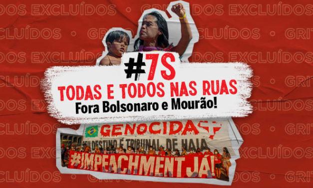 ANDES-SN convoca categoria para ir às ruas no dia 7 de setembro pelo Fora Bolsonaro