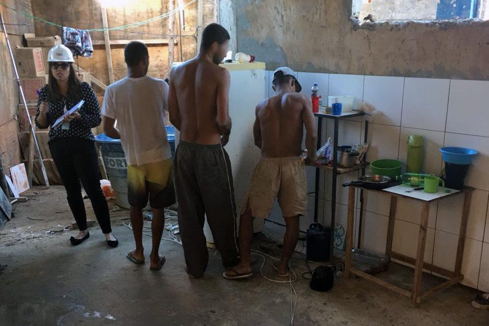 Mais de mil pessoas já foram resgatadas de trabalho análogo à escravidão neste ano